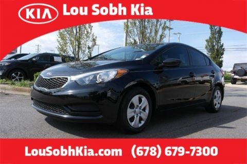Certified Pre-Owned 2016 Kia Forte LX